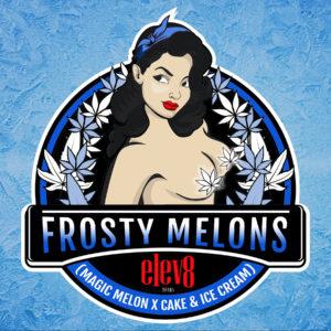 Frosty Melons