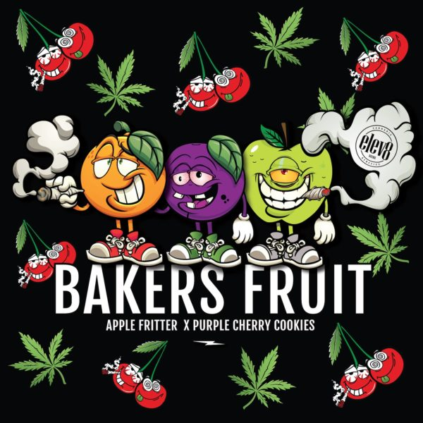Bakers Fruit Square
